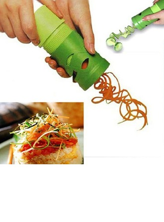 Plastic Fruit & Vegetable Tools