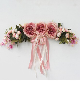 Decorative Artificial Flowers Peony Door Lintel Flower Vine Party Supplies Home Wedding Decoration