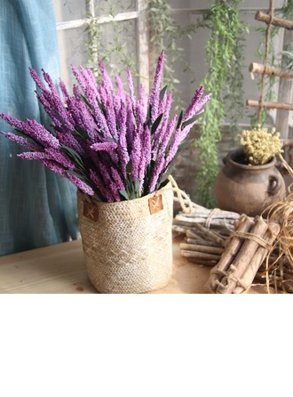 "25.59""(Approx.65cm) Lavender Plastic Bouquets (Set of 4)"