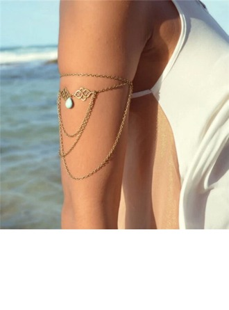 Sexy Alloy Fashion Swim Body Jewelry