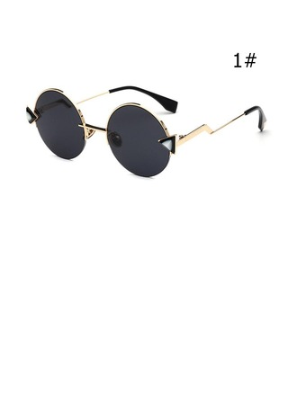 UV400 Round Novelty Sun Glasses