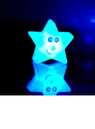Color changing Star design Vinyl LED Lights  (More Colors)