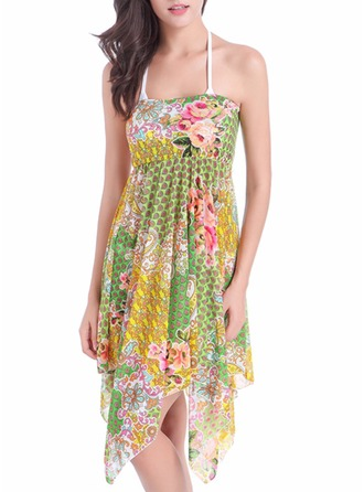 Beautiful Floral Beach dress