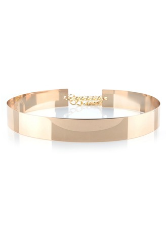 Elegant Alloy Belt