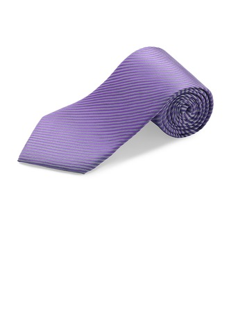 JJ's House Polyester Striped Tie