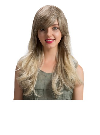 Loose Wavy Perruques pour cheveux humains