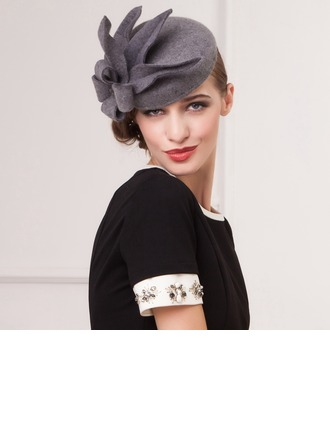 Dames Unique Coton Chapeau melon / Chapeau cloche