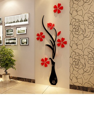 Classic 3d Wall Stickers (sold In A Single Piece)