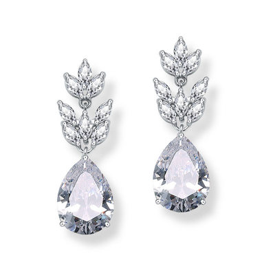 Bride Gifts - Elegant Zircon Jewelry