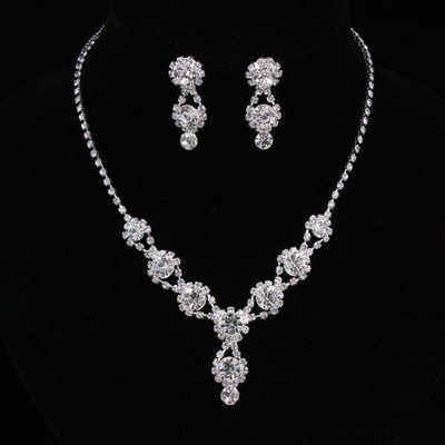 Gorgeous Legering/Strass Damer' Smycken Sets
