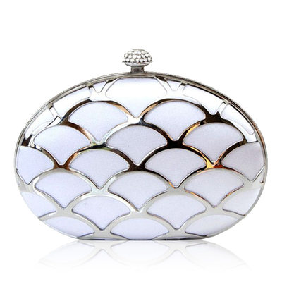 Charming Stainless Steel Clutches
