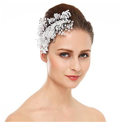 Ladies Classic Crystal/Rhinestone Hairpins (Sold in single piece)