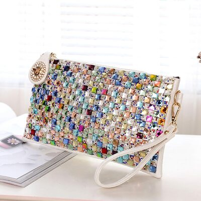 Elegant/Fashionable PU Clutches/Evening Bags