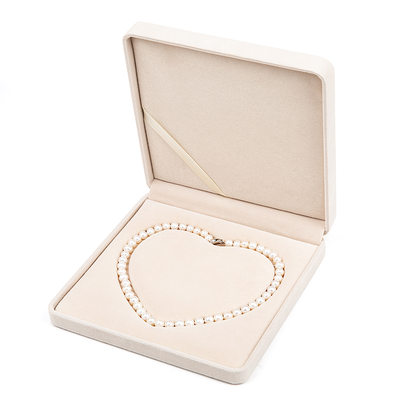 Bride Gifts - Fascinating Pearl Jewelry Necklace