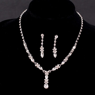 Beautiful Alloy/Rhinestones With Rhinestone Ladies' Jewelry Sets