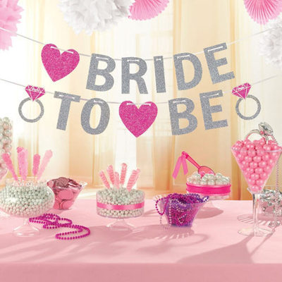 Bride Gifts - Fashion Polyester Photo Booth Prop