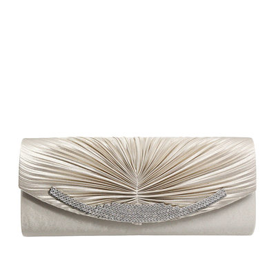 Elegant Satin/Silk Clutches/Bridal Purse/Evening Bags