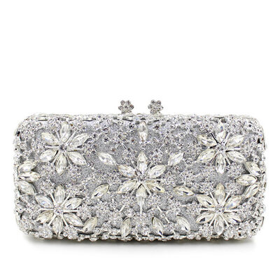 Elegant/Gorgeous/Refined Crystal/ Rhinestone Clutches/Bridal Purse/Evening Bags