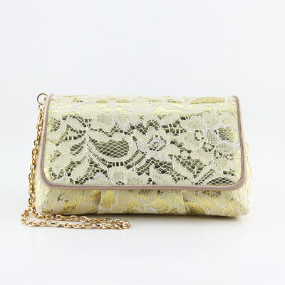Elegant/Gorgeous/Attractive/Vintga Lace/PU Clutches/Evening Bags