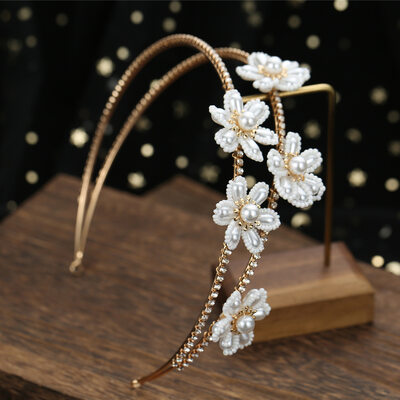 Lovely Alloy Tiaras