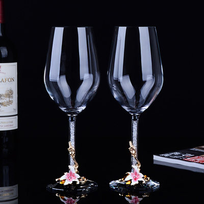 Bride Gifts - Personalized Vintage Glass Glassware and Barware