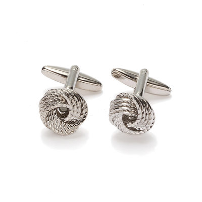 Groom Gifts - Classic Alloy Cufflinks (Set of 2)