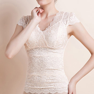 Women Sexy/Classic/Casual Silk/Lace Tanks And Camis/Corset Shapewear