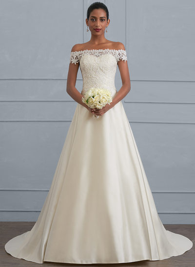 Ball-Gown, Wedding Dresses: Affordable & Under $100 | JJ\'sHouse