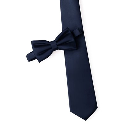 JJ's House Charmeuse Tie & Bow Tie Set
