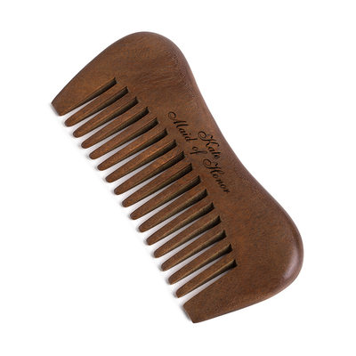 Bridesmaid Gifts - Personalized Classic Special Wooden Hair Comb