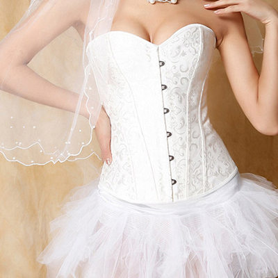 Women Sexy/Casual Chinlon/dacron Waist Cinchers/Corset Shapewear