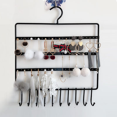 Bride Gifts - Solid Color Iron Jewelry Holder