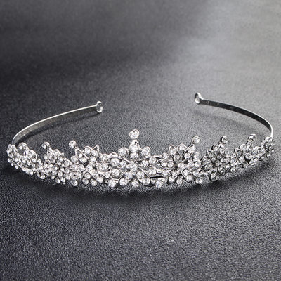 Damer Gorgeous Strass Tiaror