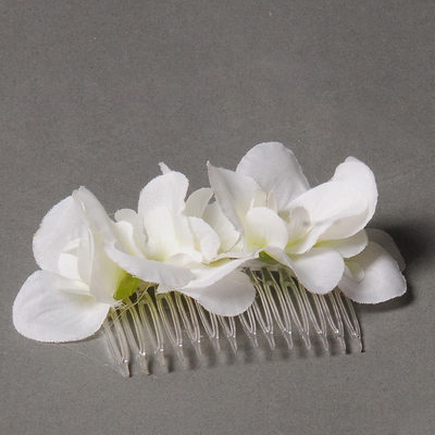 Elegant Combs & Barrettes/Flowers & Feathers
