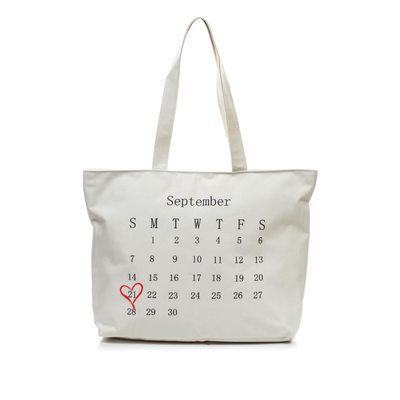 Bride Gifts - Personalized Fashion Cloth Tote Bag
