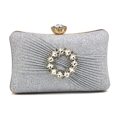 Elegant/Shining/Delicate/Attractive Abrasive Cloth Clutches/Evening Bags