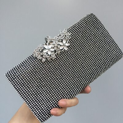 Elegant/Shining/Pretty Crystal/ Rhinestone Clutches