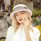 Ladies' Exquisite/Pretty Polyester Bowler/Cloche Hats/Kentucky Derby Hats