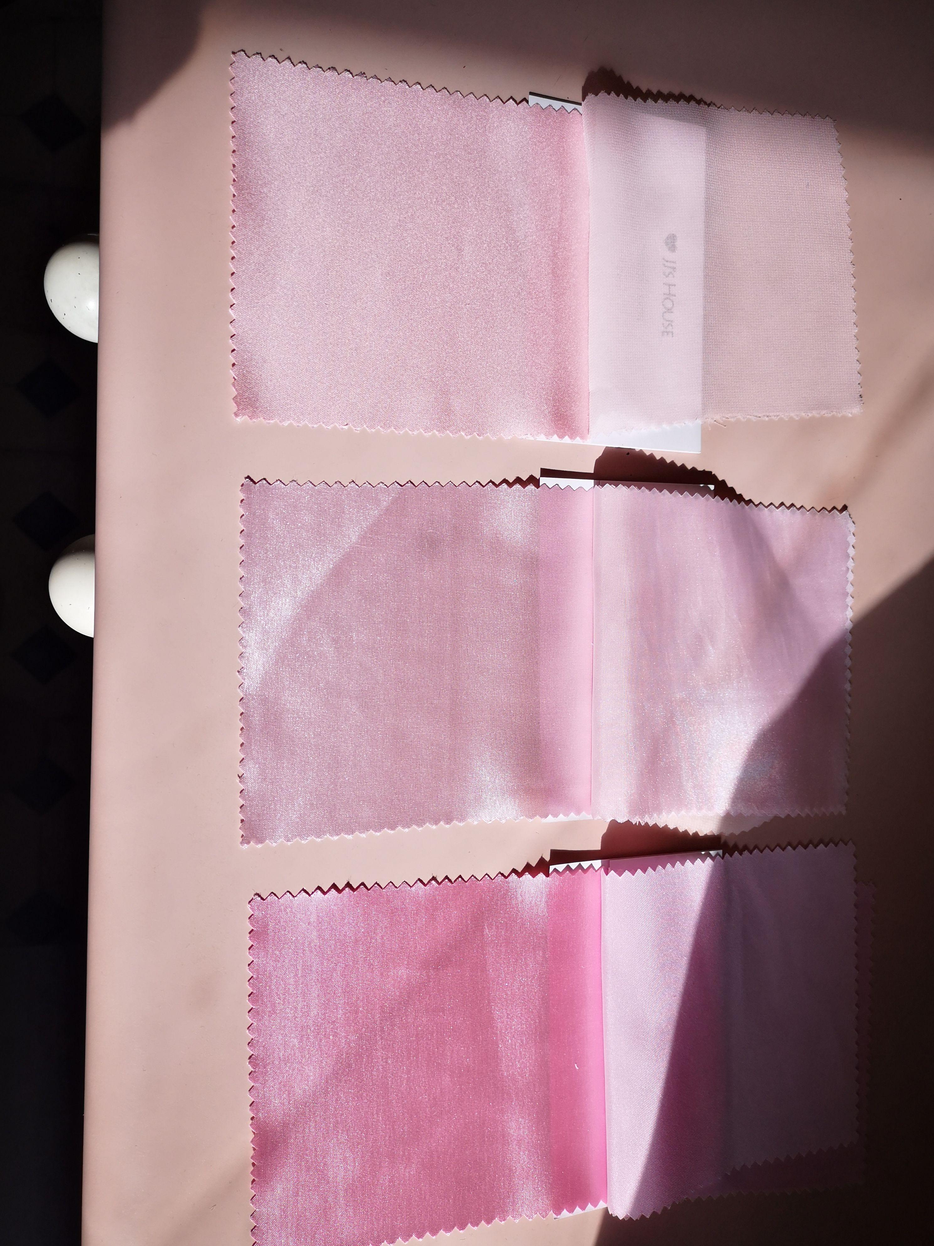 Single Color Fabric Swatch