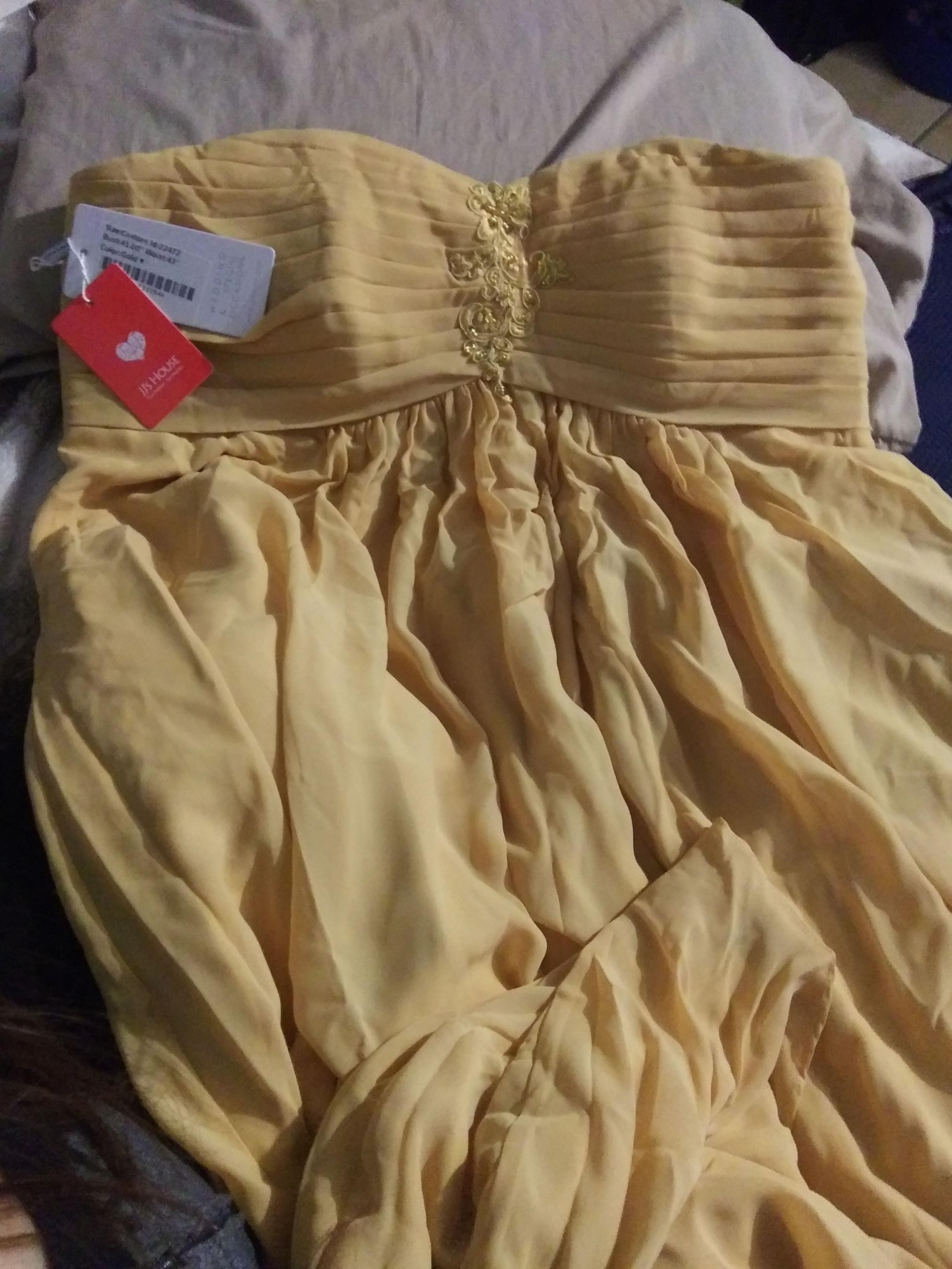 Empire Sweetheart Sweep Train Chiffon Maternity Bridesmaid Dress With Ruffle Lace Beading Sequins