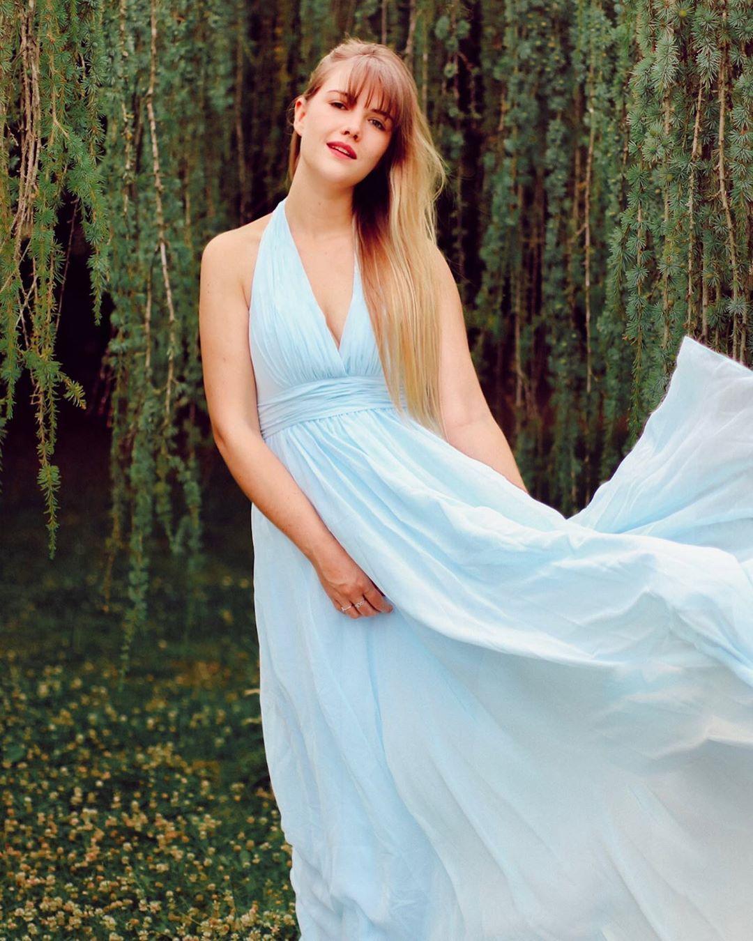Forme Princesse Dos nu Longueur ras du sol Mousseline Robe de demoiselle d'honneur avec Plissé (007116633)