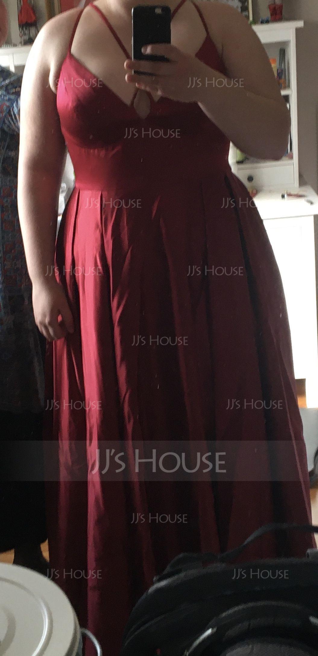 Burgundy V-Neck Sleeveless Maxi Dresses (293250300)