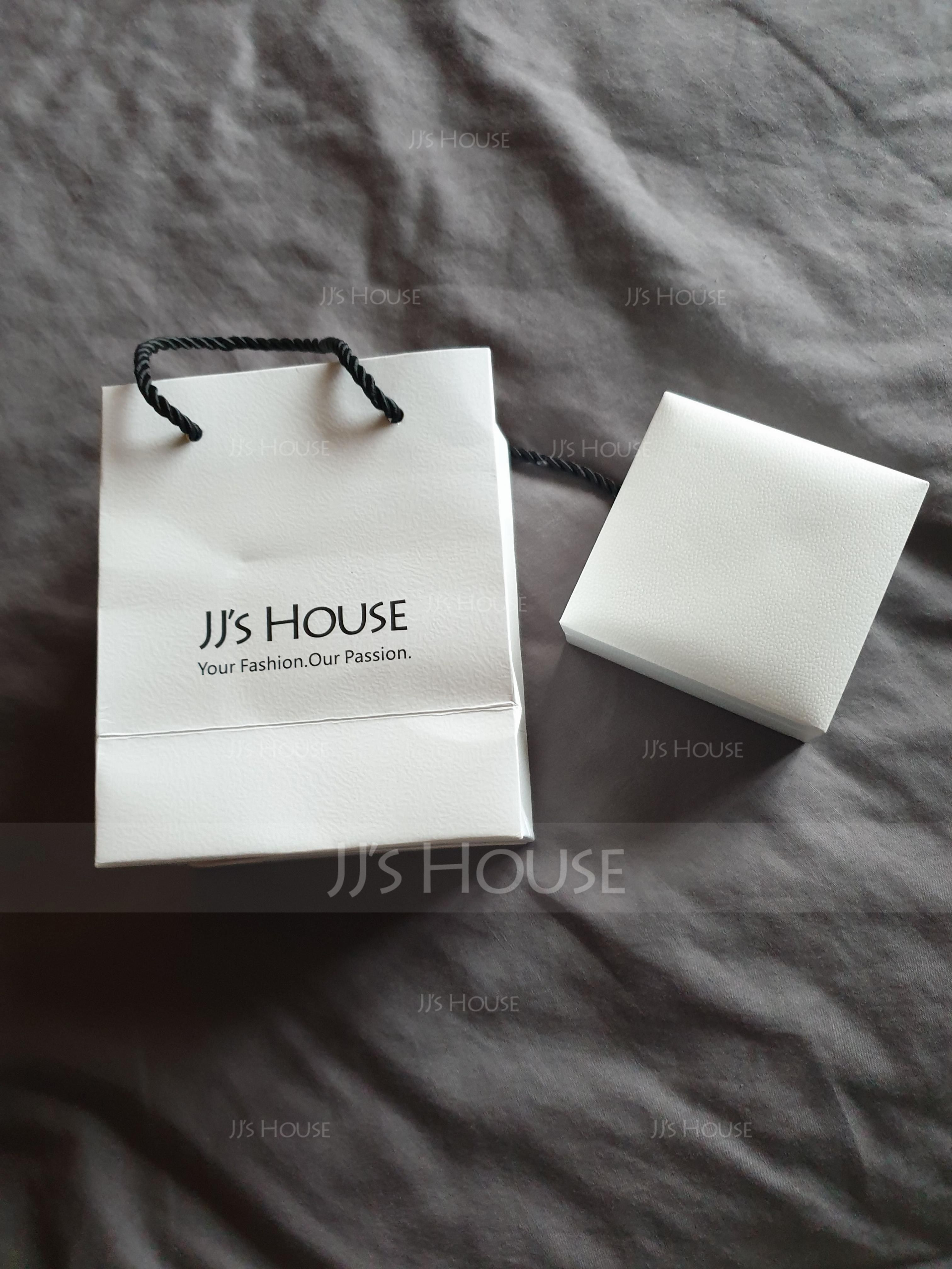 Bride Gifts - Eye-catching Delicate Polyester Paper Gift Box/Bag