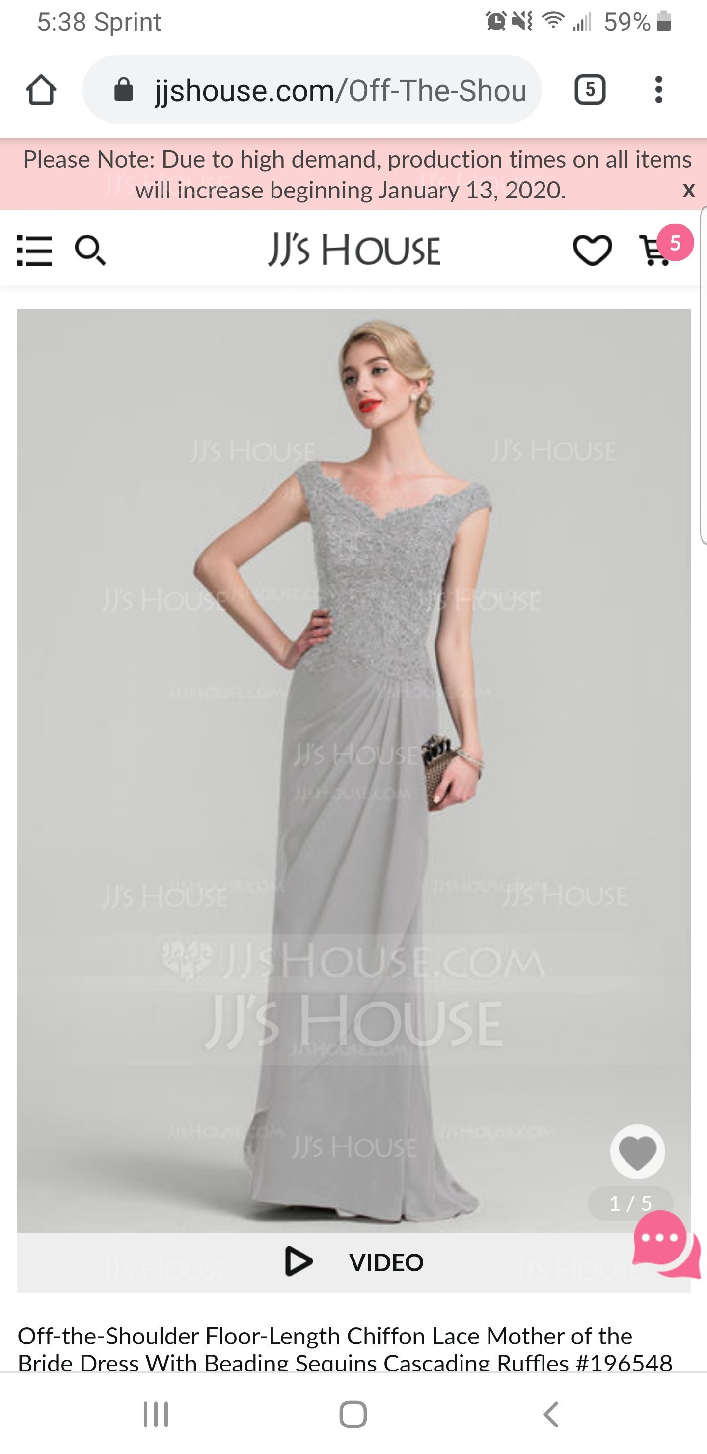 A-Line Off-the-Shoulder Floor-Length Chiffon Lace Evening Dress With Beading Sequins Cascading Ruffles (017130696)