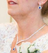 Gorgeous Alloy/Rhinestones Ladies' Jewelry Sets (011094006)