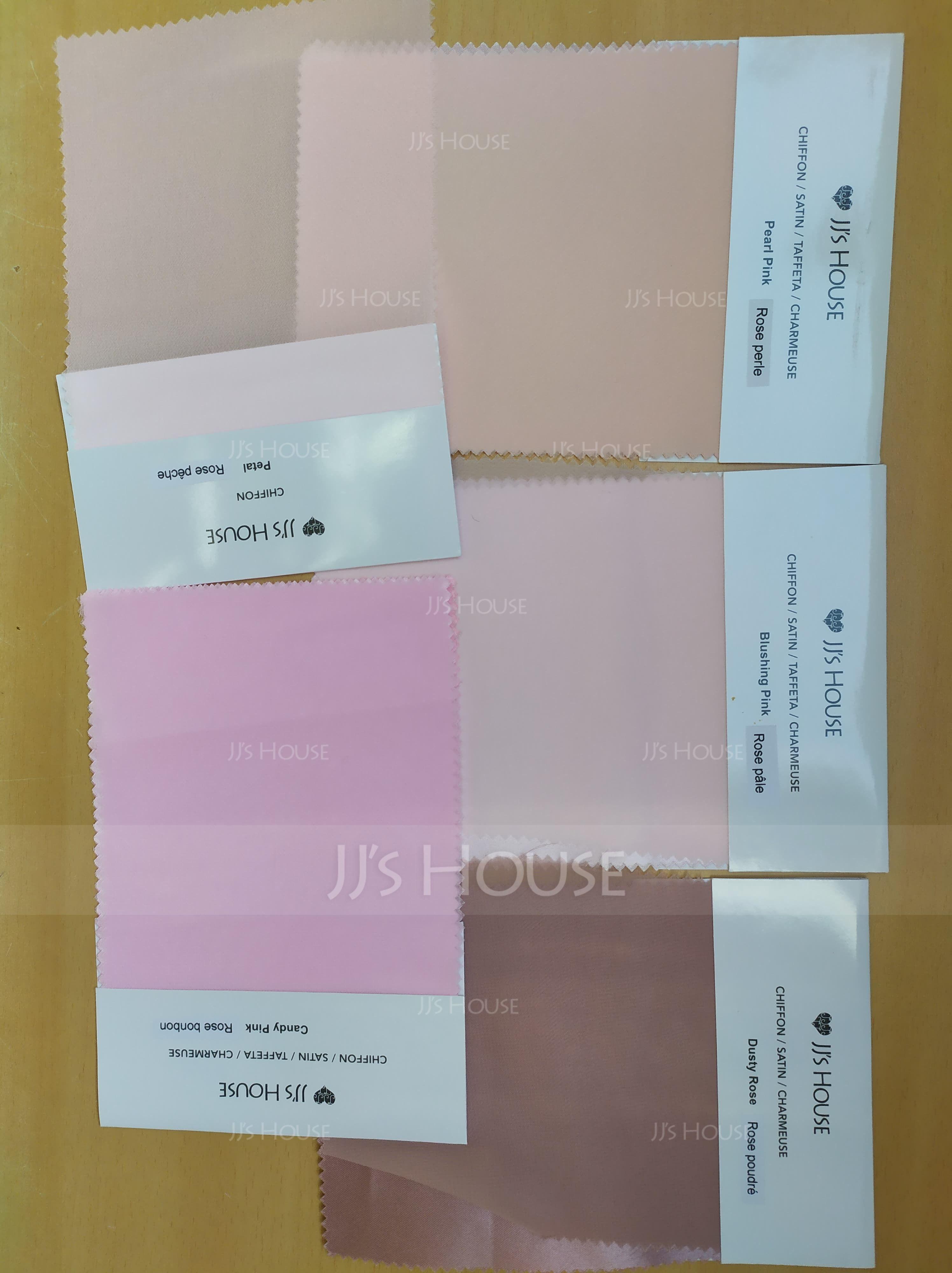 [Livraison gratuite] Swatch en tissu monochrome