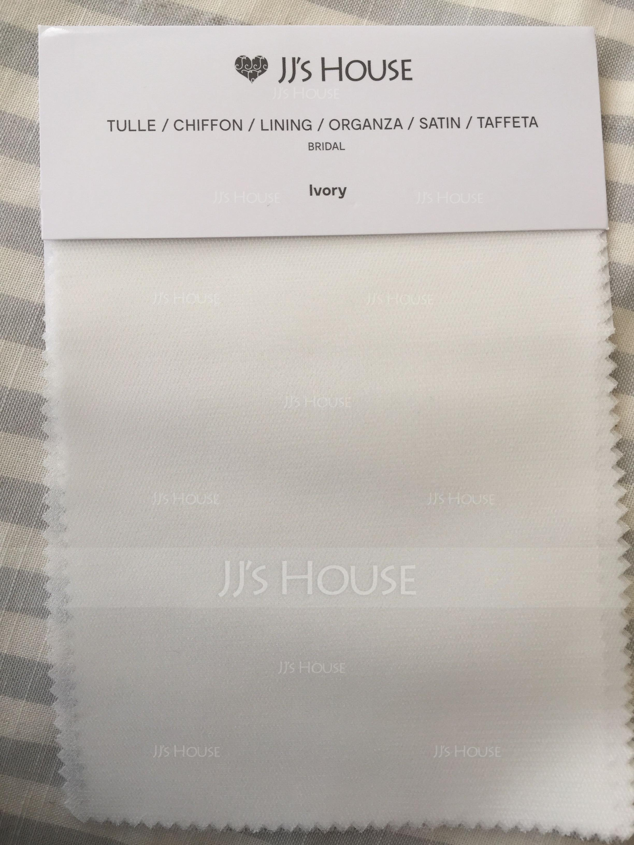 [Free Shipping] Bridal Fabric Swatch